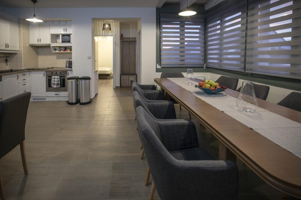 A Casa JaMón konyhálya minden gasztro - betyárnak teret enged.